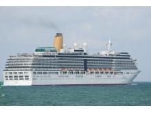 Kryssningsfartyget Arcadia