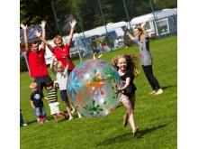Familieprogramm på Prümtal-Camping i Oberweis, Tyskland