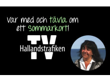 Hallandstrafiken TV - tävla om ett Sommarkort