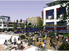 Hur skapar vi framtidens mötesplatser i hållbara städer?