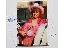 Pure Jenkki tarrapostikortti 1985