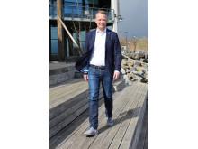 Niclas Melin, klusterledare för Edtech Southeast Sweden på NetPort Science Park