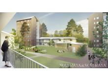 Student- och forskarbostäder, Luleå