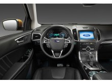 Interiören i nya Ford Edge