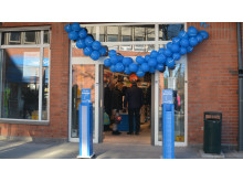 Smygöppning av Kjell & Companys nya butik i Huddinge
