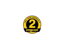 Engcon myöntää rototilteilleen jatkossa kahden vuoden takuun