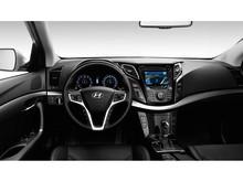 Hyundai i40 interiør