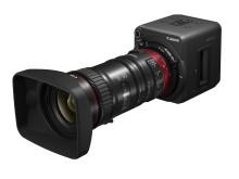 Canon ME200S-SH med CN-E18-80mm T4.4 L IS KAS S