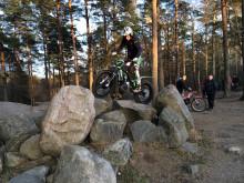 X-trail - en imponerande balansövning