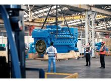 DSV warehouse operations