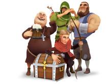 Robin Hood - Shifting Riches video slot på Vera&John online casino