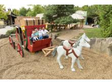 Western-Kutsche im PLAYMOBIL-FunPark