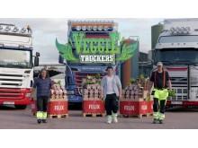 Felix veggie Truckers
