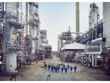 Preems raffinaderi Lysekil