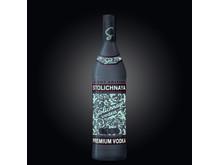 Stolichnaya Night Edition - by night
