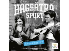 Officiella OS-låten 2012 - Hagsätra Sport med Hagsätra IP: singelomslag