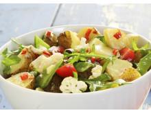 Sommerlig potetsalat