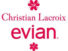 Evian Christian Lacroix Logo