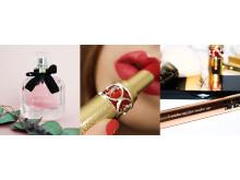 Just nu kan du beställa gravyr på utvalda skönhetsprodukter från L'Oréal Luxury .