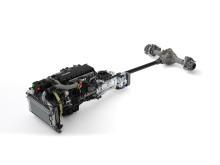 26. PACCAR MX-11 Engine + TraXon Transmission + Rear Axle
