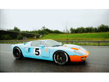 Jason og hans Ford GT