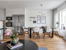 Brf Björnö Vik 2 - matrum/kök/vardagsrum