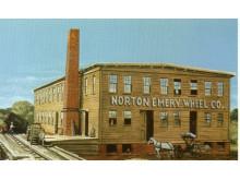 Norton 125 år - Norton Emery Company
