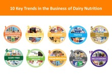 10 Key Trends in Dairy Nutrition