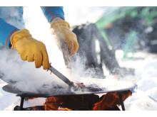 Matlagning Xtravel Lappland