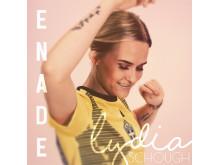 """Lydia Schough """"Enade"""" SINGEL OMSLAG"""