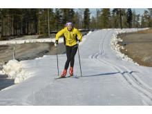 Tove Alexandersson på idre Fjäll