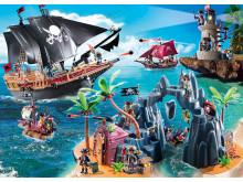 Wer erobert den Piratenschatz?