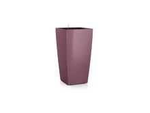 LECHUZA CUBICO Premium Winter Edition Farbe plum magic