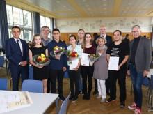 Takeda-Runge-Schülerpreis - Alle Gewinner Gruppenbild
