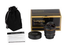 Samyang AE 8mm Nikon 3