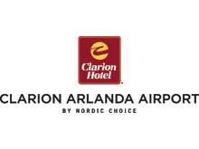 Logotype Clarion Hotel Arlanda Airport