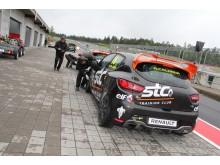 Anthon Caldana, STC Racing. Foto: Tony Welam/STCC