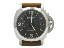 Klockor 6/9, Nr: 203, PANERAI, Luminor 1950, 3 Days, GMT, Cal P. 9001
