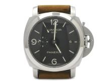 Klockor 6/9, Nr: 203, PANERAI, Luminor 1950, 3 Days, GMT, Cal P. 9001