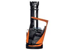 BT Reflex skjutstativtruck - tiltande hytt