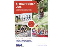 Cover Katalog Kids & Teens Camps 2015