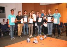 """""""Mission Mars"""" - 1. Schüler-Ingenieur-Akademie """"Robotool"""""""