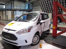 Ford B-MAX ja Euro NCAP