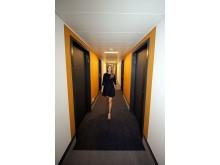 Vienna House Easy Leipzig - Hotelflur