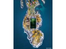 2018 SkyPixel Contest-People's Choice Prize-#Lofoten群岛#足球的生命力