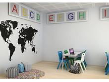 Bättre ljudkomfort i skolor och kontor med Gyptone® INSTANT väggabsorbent