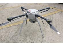 Aeryon Skyranger drone