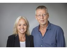 Betagenon Helena och Thomas Edlund