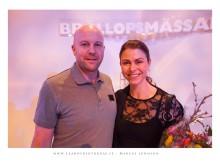 Vinnare Årets Frieri: Martina & Magnus Wärenfeldt, Växjö