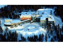 Nytt satellitprojekt leds av LTU i Kiruna